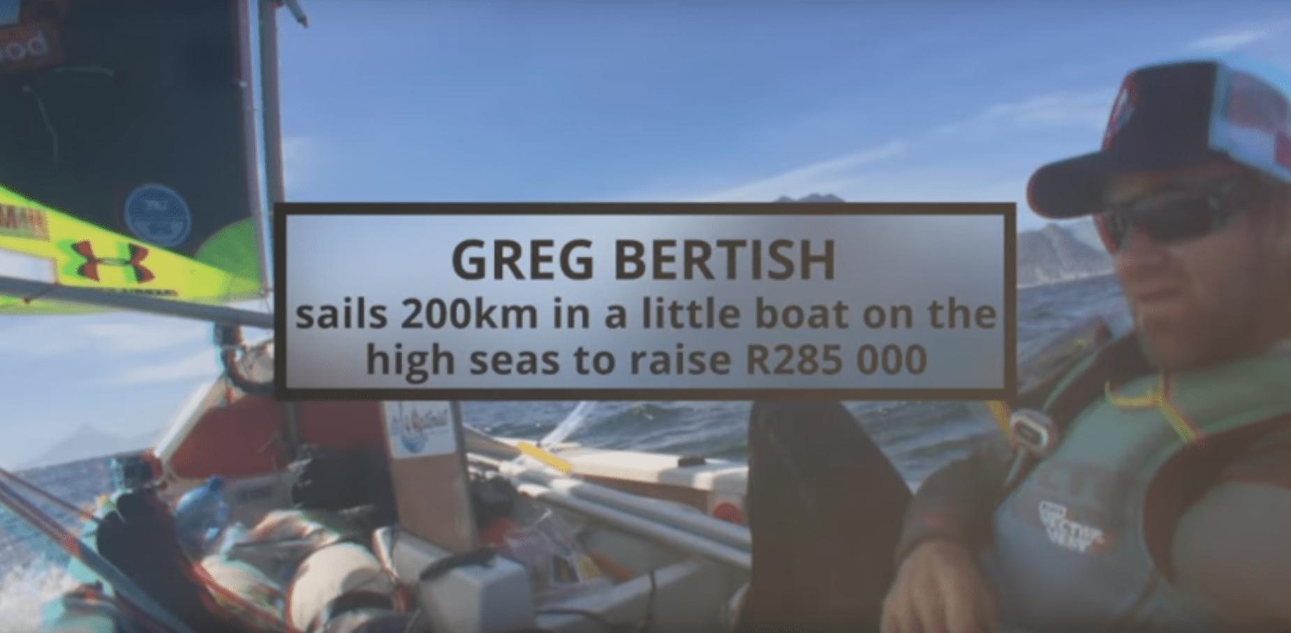 Greg & The Little Optimist | Children's Hospital Trust Video