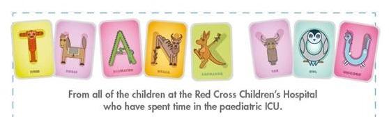 Thank You Greg   Childrens Hospital Trust