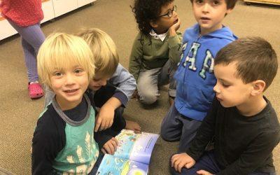 Valley Pre-Primary | Loving The Optimist Book!