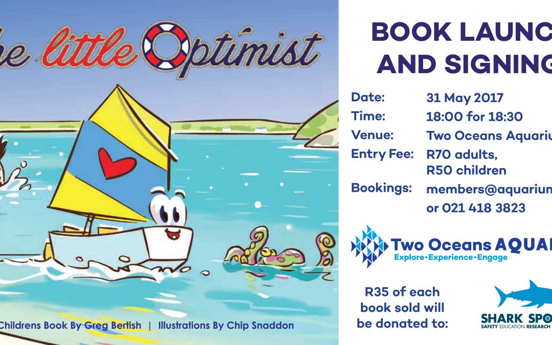 The Little Optimist Book | KFM