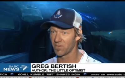 The Little Optimist On SABC News