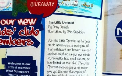 The Little Optimist In NSRI Magazine + Competition