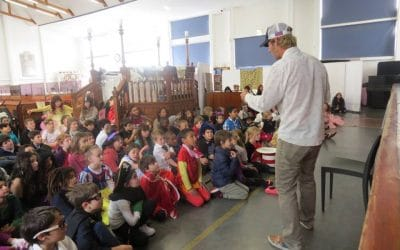 """Phenomenal and Inspirational talk to pupils"" – Herzlia Middle School"