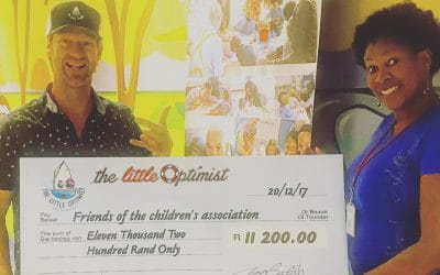 Donation to the The friends of the Children's Hospital Association  09/03/2018