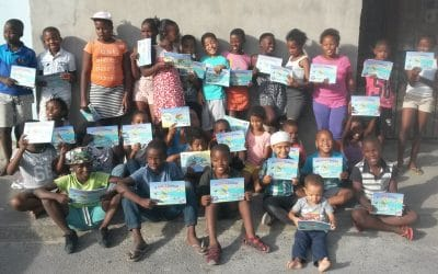 Amazing! Little Optimist Trust & Kairos Outreach Development donate 50 books to children in need!