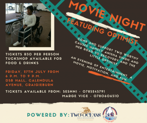 DigitalSocial - Movie Night Fundraiser July2018