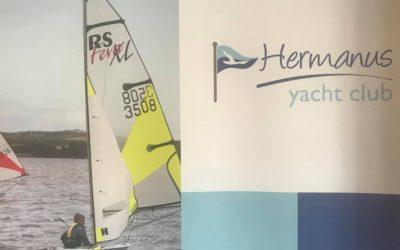 Thanks To Hermanus Yacht Club