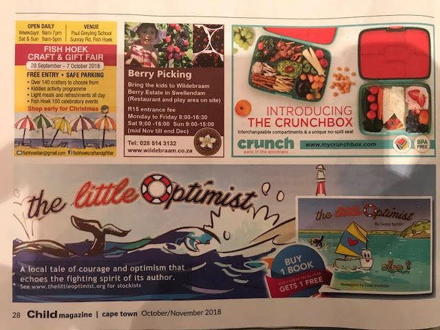 We're In Child Mag | Promotion