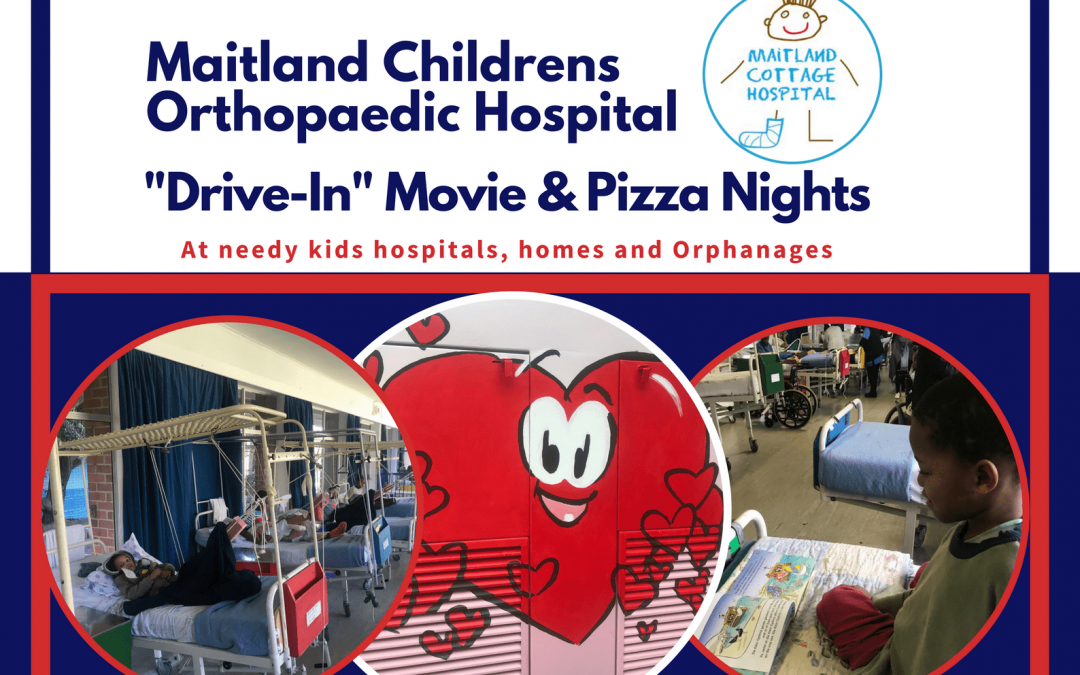 Drive-In Movie And Pizza Nights | Maitland Children's Hospital