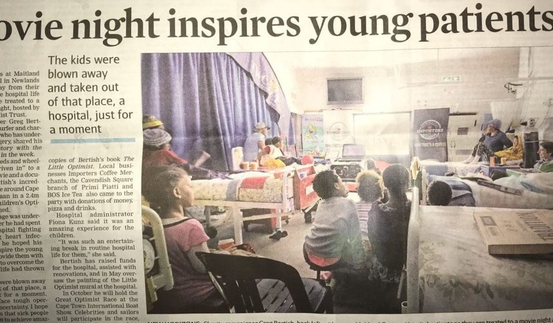 Cape Times | Movie Night