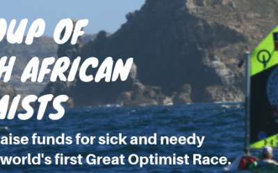 Meet Our Optimists Who Are Racing For Charity