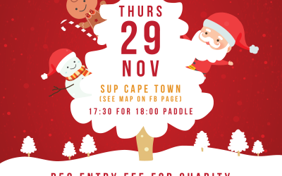 Paddle4Presents Event | 29th November 2018