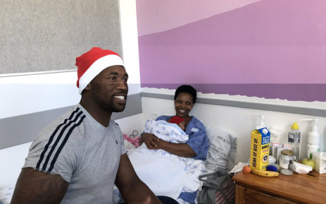 New Mom Gets Sports Star Surprise At Groote Schuur Hospital | EWN Reports